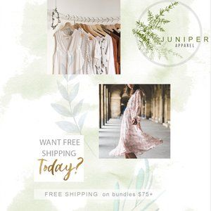 FREE SHIPPING on orders $75+!